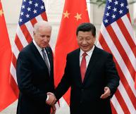 Biden in China